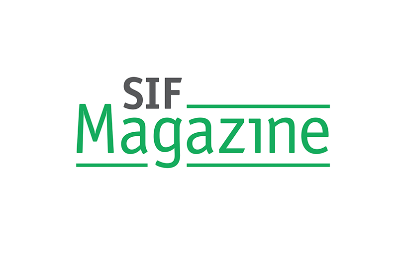 Sif magazine home